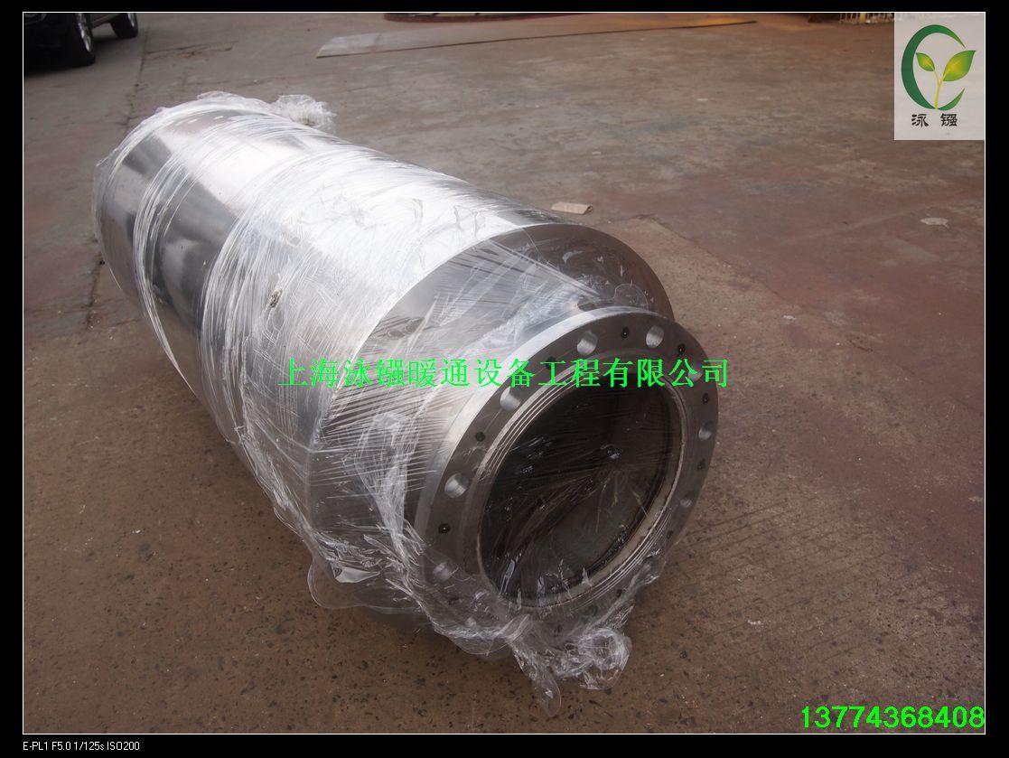 上海不锈钢消声器 管道消音箱|通风消声器定做