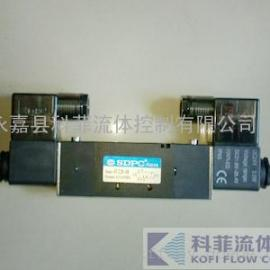 4V220-8盛达双控电磁阀、SDPC电磁换向阀