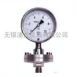 YTP-100膜片压力表