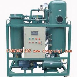 通瑞ZJC-10汽轮机油高效真空滤油机(破乳化脱水除杂)