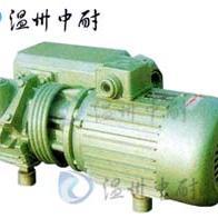 XD型单级旋片式真空泵,单级真空泵,防爆真空泵