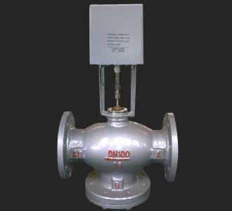 vb-7200中央空调电动比例积分调节阀电动二通调节图片