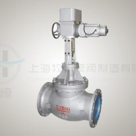 电动锅炉给水套筒调节阀
