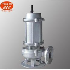 100WQP100-15-7.5不锈钢潜水排污泵,不锈钢潜污泵