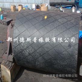 煤矿滚筒包胶