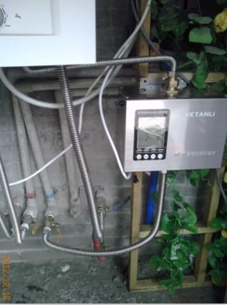 太阳能热水器循环水柯坦利热水器循环水系统-家用