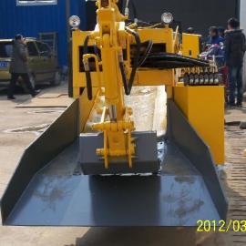 甘肃青海70型铁矿斜口井下轮式柴油扒渣机工作原理 冬季扒渣机
