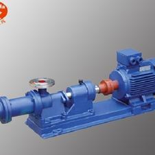 I-1B型浓浆泵(螺杆泵),铸铁浓浆泵,不锈钢浓浆泵
