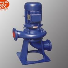 LW无堵塞立式排污泵,立式无堵塞排污泵,铸铁立式排污泵