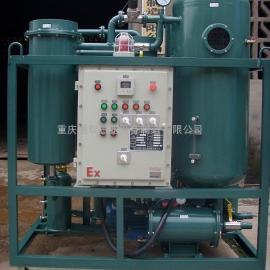电站专用汽轮机油滤油机