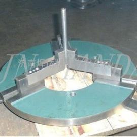大型三爪自定心卡盘济南焊达专业生产