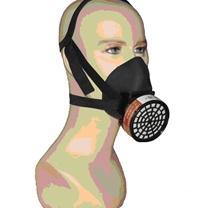 防毒口罩_过滤式半面具_防毒半面具