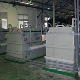 酸性蚀刻废液铜提取设备