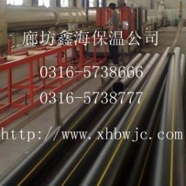 聚氨酯预制保温管,直埋式保温管报价