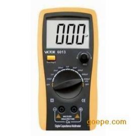 VC6013数字电容表