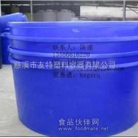 大型塑料圆桶/食品 腌制桶厂家