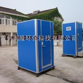 煤矿专用移动厕所 矿井用流动厕所
