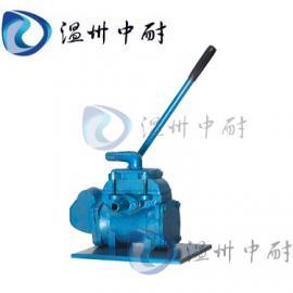 BS-25型便�y式手�u泵