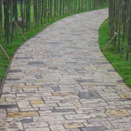 上海彩色地坪