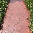 拜石厂家直销,专注8年彩色混凝土,压花地坪施工,包工包料