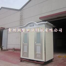 湖北十堰移动厕所  常州环保厕所厂家