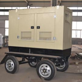 康明斯柴油发电机组 生厂商 240kw 开架式/静音型、