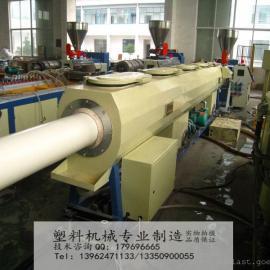 聚氯乙烯PVC管材生产线技术资料|管材流水线注意事项|求购PVC排水