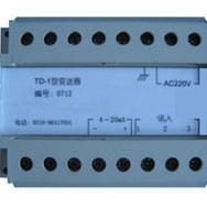 XZTD-1型油动机变送器