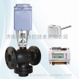 西门子温控阀 VVF43.80/ VVF43.100/ VVF43.125VVF43.150