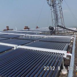 万罗宾馆太阳能热水工程