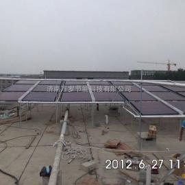 万罗宾馆酒店太阳能热水工程