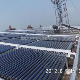 万罗企事业单位太阳能热水工程