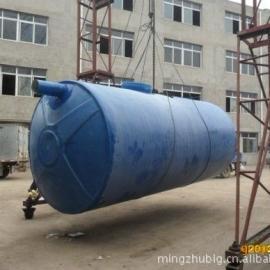 武汉明珠MZHFC-3高抗压玻璃钢化粪池