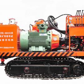 ZYWL系列煤矿用履带式坑道钻机