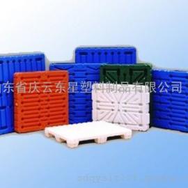 塑料托盘1412中空吹塑托盘东星塑料桶厂家直销