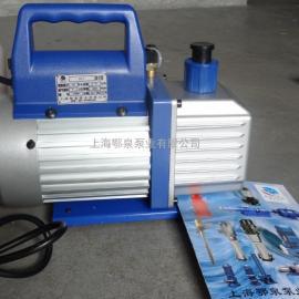小型真空泵,旋片式油封单级真空泵