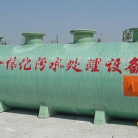 江永县含油污水处理设备 高效率 可地埋