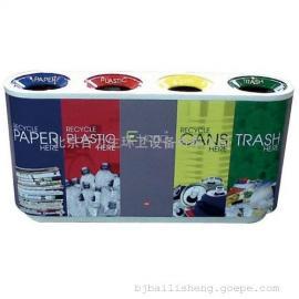 机场垃圾桶 不锈钢垃圾桶 分类垃圾桶 户外垃圾桶