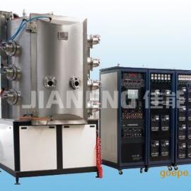 大型钛金板真空离子镀膜设备,大型钛金板真空离子镀膜机