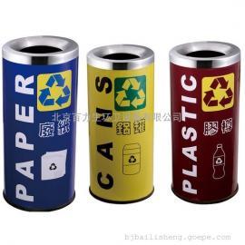 不锈钢垃圾桶|大堂垃圾桶|环保垃圾桶|分类垃圾桶