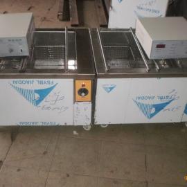供应五金不锈钢拉伸油/抛光腊清洗(去除)用超声波清洗机