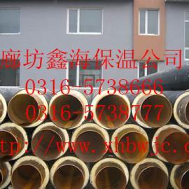 直埋式预制保温管,聚氨酯保温管生产厂家,直埋保温管生产工艺