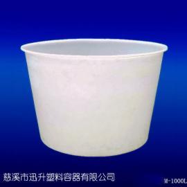 水产周转箱圆形桶价格