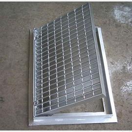 地沟盖钢格板 镀锌钢格板 四川钢格板 平台格栅板