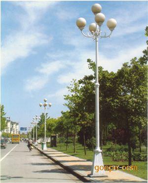 手工制作立体 路灯