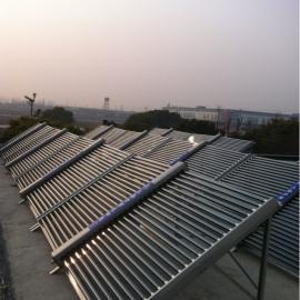 厂房4吨太阳能热水工程安装