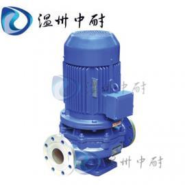 IHG型不�P�立式管道�x心泵
