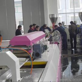 江苏张家港PVC扣板生产线|苏州PVC天花板生产设备