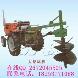 供应挖坑机,大型拖拉机挖坑机、硬土质挖坑机、手提式挖坑机z3