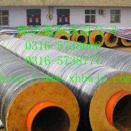 供应直埋式保温管,预制聚氨酯保温管,聚乙烯外壳直埋保温管